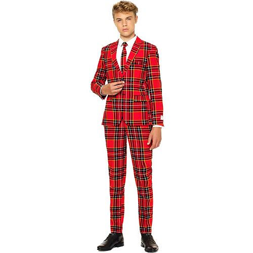 Boys 10-16 OppoSuits The Lumberjack Christmas Suit