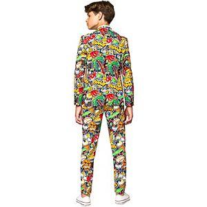 Boys 10-16 OppoSuits Street Vibes Comics Suit