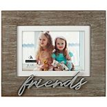 "Malden ""Friends"" Matted Grey Frame"