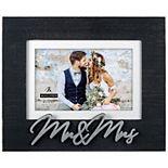 """Malden """"Mr. & Mrs."""" Matted Frame"""
