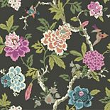 Waverly Garden Party Candid Moment Removable Wallpaper