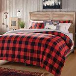 G.H. Bass Buffalo Check Comforter Set