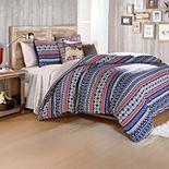 G.H. Bass Fair Isle Comforter Set