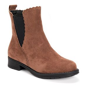 MUK LUKS Kiki Women's Chelsea Boots