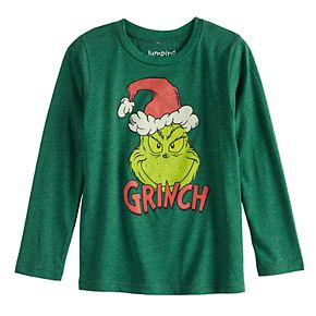 Boys 4-12 Jumping Beans® How the Grinch Stole Christmas Long-Sleeve Tee