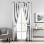 Croscill Blyth Pole Top Drapery Window Curtain