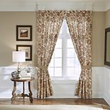 Croscill Delilah Pole Top Drapery Window Curtain