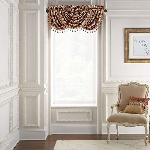 Croscill Arden Waterfall Valance