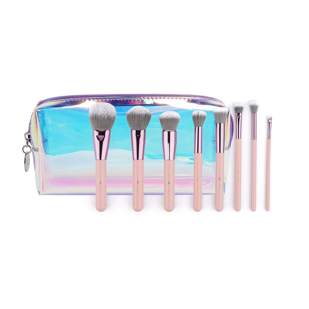 BH Cosmetics Opallusion: Dreamy 8-pc. Makeup Brush Set