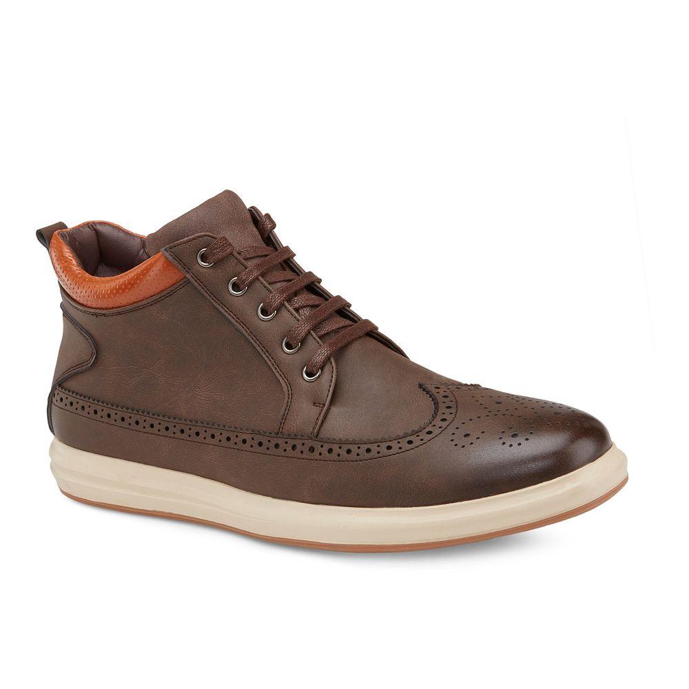 Xray Harvey Men's Wingtip Sneakers