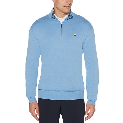 Men's Jack Nicklaus Long Sleeve 1/4 Zip Sweater