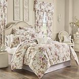 Royal Court Chambord Lavender 4-Piece Comforter Set
