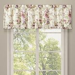 Royal Court Chambord Lavender Window Straight Valance