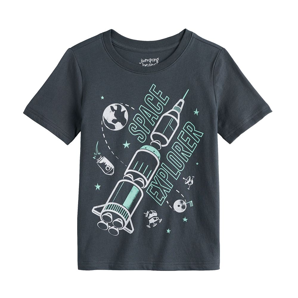 "Boys 4-12 Jumping Beans® ""Space Explorer"" Graphic Tee"