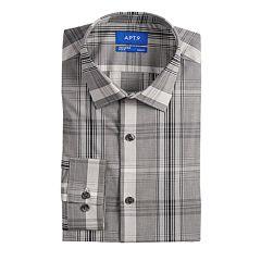 Mens Apt. 9 Dress Shirts Long Sleeve Clothing   Kohl\'s