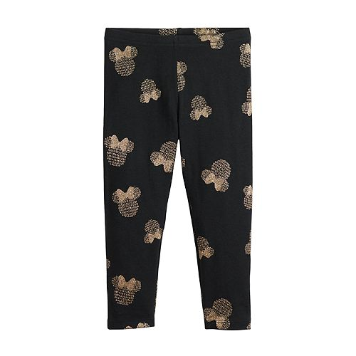 Disney's Minnie Mouse Toddler Girl Toss Print Leggings by Jumping Beans®