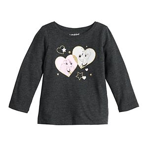 Disney's Lady and the Tramp Baby Girl Step Hem Tee by Jumping Beans®