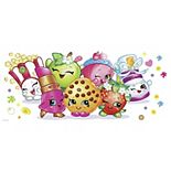 RoomMates Shopkins Pals Graphic Wall Decal