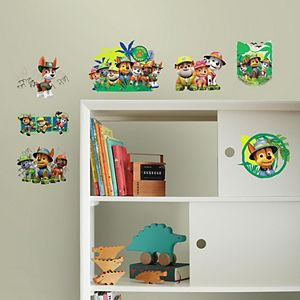 PAW Patrol Jungle Wall Decals by RoomMates