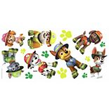 PAW Patrol Jungle Character Wall Decals by RoomMates