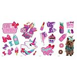 JoJo Siwa Cute and Confident Wall Decals by RoomMates