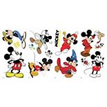 Disney's Mickey Mouse Original 90th Anniversary Wall Decals by RoomMates