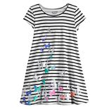 Girls 4-12 Jumping Beans® Print Swing Dress