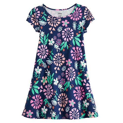 Girls 4-12 Jumping Beans® Print Swing Dress