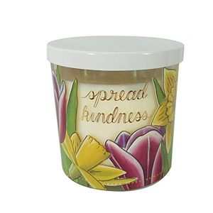 SONOMA Goods for Life® 12.7-oz Garden of Flowers Candle Jar