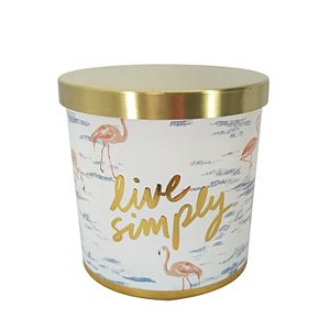 SONOMA Goods for Life 12.7-oz. Live Simply Mango Margarita Candle Jar