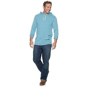 Big & Tall SONOMA Goods for Life Popover Hoodie