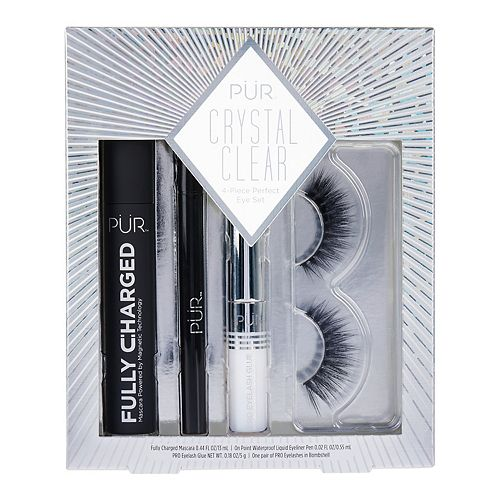 Pur Crystal Clear Perfect 4 Piece Eye Set by Pur