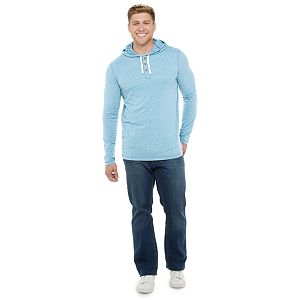 Big & Tall SONOMA Goods for Life Hoodie Henley