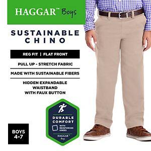Boys 4-7 Haggar Sustainable Chino Pants