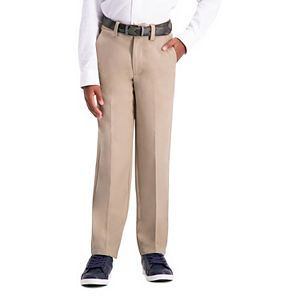 Boys 8-20 Haggar Cool 18 Pro Boys Slim Fit Pants