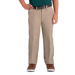 Boys 8-20 Haggar Cool 18 Pro Pants
