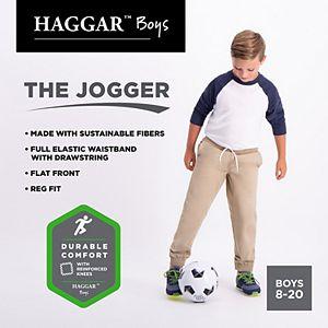 Boys 8-20 Haggar Jogger Pants