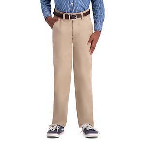 Boys 8-20 Haggar Sustainable Slim-Fit Chino Pants