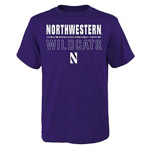 Boys 4-20 Northwestern Wildcats Launch Tee