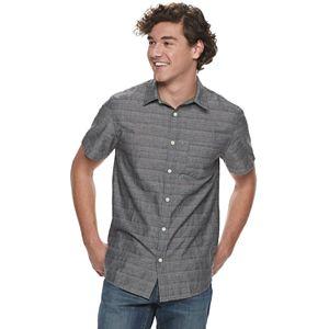 Men's Urban Pipeline? Short-Sleeve Button-Down Shirt