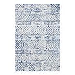 Liora Manne Cyprus Batik Wool Rug
