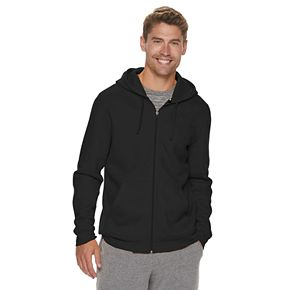 Men's Tek Gear® Ultra Soft Fleece Full-Zip Hoodie