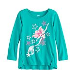 Disney's Ariel Toddler Girl High-Low Hem Top by Jumping Beans®