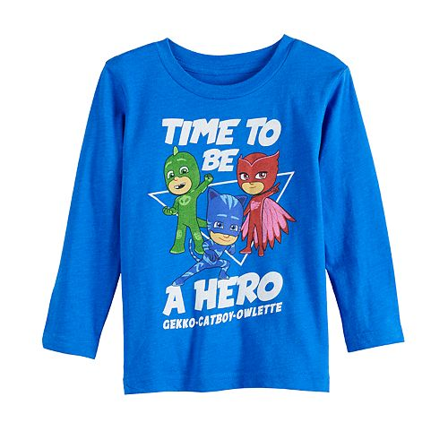 Toddler Boy Jumping Beans® Time To Be A Hero Tee
