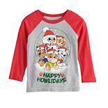 Toddler Boy Jumping Beans® Happy Howlidays Tee