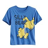 Disney's Winnie the Pooh Baby Boy Silly Bear Tee by Jumping Beans®