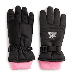 Girls 7-16 ZeroXposur Gloves