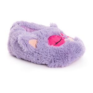 MUK LUKS Owl Girls' Slippers