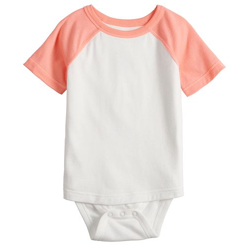 Baby Boy Jumping Beans® Adaptive Bodysuit