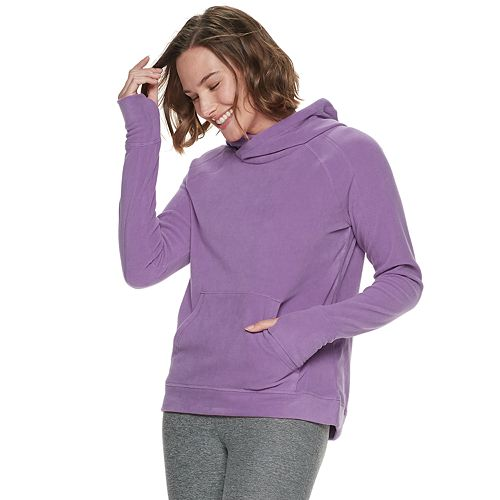 Women's Tek Gear® Light Weight Micro Hoodie